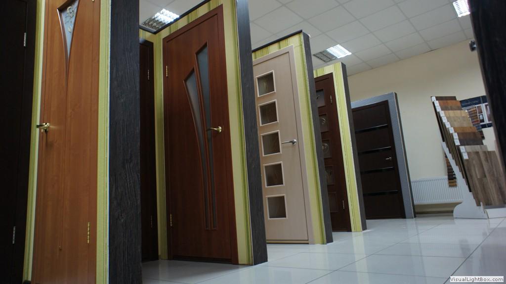 Гофросотовое наполнение межкомнатных дверей
